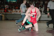 Tyler Hand said he learned a lot at the Bicentennial Center in Salina this past weekend, despite his 0-2 record at the state wrestling tournament.