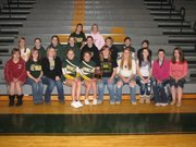 The 2010 Class 4A powerlifting state champion Basehor-Linwood girls.