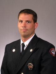 Share your tributes, memories or thoughts about John Glaser, the first Shawnee firefighter killed in the line of duty, by clicking on his photo and posting a comment.
