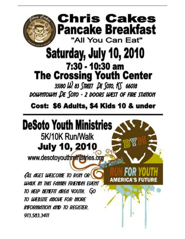 De Soto Youth Ministries Fundraisers