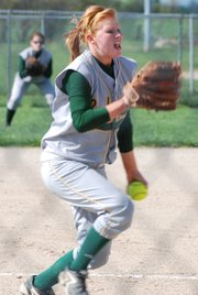 Basehor-Linwood's Brooke Redmond was the Kansas City Metro Player of the Year in 2010 when she went 18-0 as a pitcher and helped BLHS win a state championship.