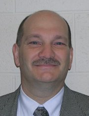 Jerry Henn, Eudora Middle School's new principal