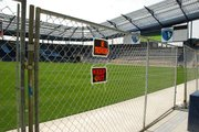 LIVESTRONG Sporting Park as it looked while under construction Monday, May 2, 2011.