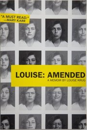 """Louise: Amended"" — the book cover."