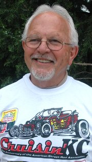 Mike Withers of Shawnee chairs the board of the American Street Rod Association