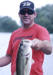 Casey Scanlon, a KU and SM Northwest alum, is fishing his first year on the Bassmasters Elite Series and qualified for the 2013 Bassmaster Classic before his 28th birthday.