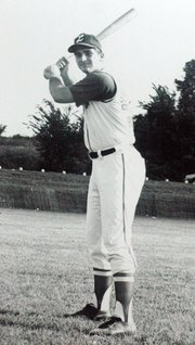 Phil Thomas graduated from Tonganoxie High in 1966 and was pursued by the San Francisco Giants organization.