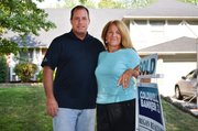 Darin and Joy Hall are happy they finally sold their Shawnee home. But they weren't thrilled with the $188,000 sale price.
