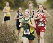 BLHS sophomore Quinnlyn Walcott led the Bobcats with a sixth-place finish at Thursday's Kaw Valley League meet at Wyandotte County Park in Bonner Springs.
