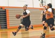 SMNW sophomore Arielle Jackson will be among the Cougars younger players expected to help the Cougars follow up the programs best-ever season.
