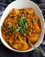 This take on chicken curry is quick, easy and delicious.