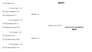 2013 4A sub-state boys bracket.