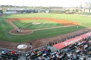 CommunityAmerica Ballpark, home to the Kansas City T-Bones, is a popular summer spot in Kansas City, Kan. The T-Bones have ranked in the top five among independent league baseball teams in average attendance each of the last five years.