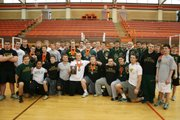 The BLHS boys powerlifting team won it&#39;s fourth straight state title on Saturday, March 9 in Abilene.
