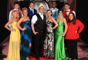 Tonganoxie High prom 2013