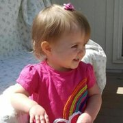 Lana-Leigh Bailey is the 18-month-old daughter of Kaylie Bailey, who officials have confirmed is among the three victims in an Ottawa triple homicide. Franklin County Sheriff's Office announced Thursday morning that Lana is presumed dead. Photo courtesy of Kansas Bureau of Investigation