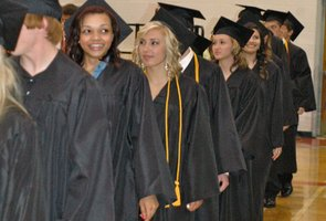 Bonner Springs High School Graduation: Class of 2013