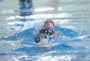 2013 state swim and dive: Shawnee highlights