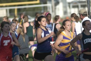 Regional track meet