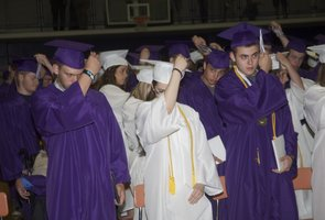 Baldwin High School Class of 2013 graduates