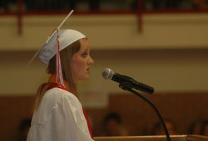 Tonganoxie High School graduation 2013