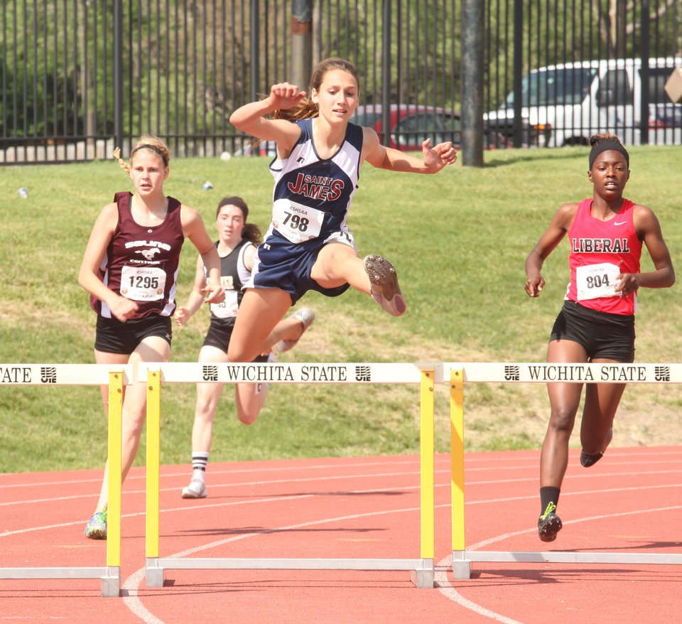 May The 4th Be With You Wichita: 2013 State Track And Field: Shawnee Highlights