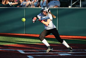 Kansas reclaims MO-KAN softball crown