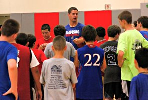 TMS boys basketball camp