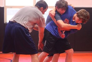BSHS wrestling camp: June 10-13