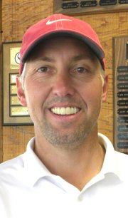 BSHS alum Richard Laing repeated as Sunflower Hills Club champion on July 20, 2013.