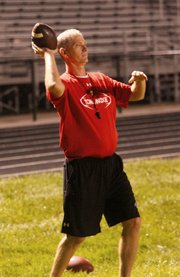 After ending a seven-year playoff drought in 2012, second-year coach Al Troyer will try lead Tonganoxie to even more success this fall.