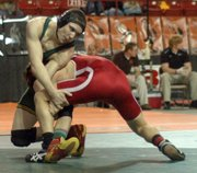 Cory McCleary has qualified for each of the last two state tournaments.