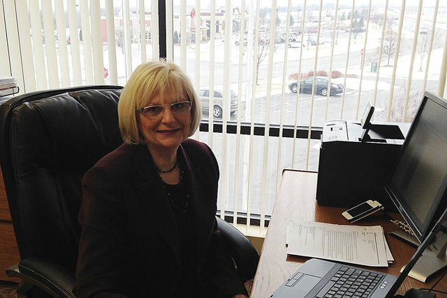 Linda Leeper recently celebrated her 14th year as Shawnee Chamber President and CEO.