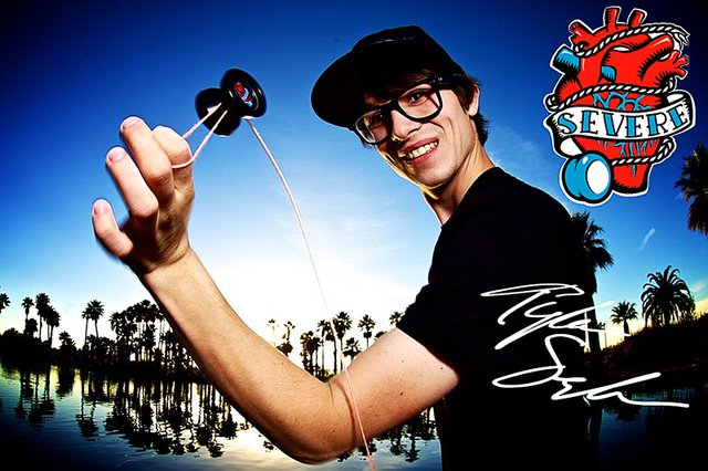 Tyler Severance and Team YoYoFactory are headed to Shawnee on March 24-29.