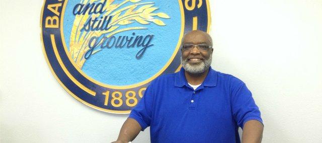 Vernon Fields, Basehor City Council member and avid gardener.