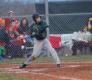 Brock Gilliam scored Basehor-Linwood's first run Friday at Tonganoxie, but the Bobcats fell to the Chieftains, 3-2.
