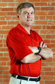 KRAFTING A LEGACY: Randy Kraft averaged better than 15 wins per season in 12 years at Tonganoxie, winning four Kaw Valley League titles and taking three teams to state.