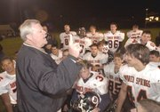 Lew Kasselman led Bonner Springs to its only KVL title in 2007. The Braves went 5-1 in league play that year, splitting the crown with Perry-Lecompton and Lansing.