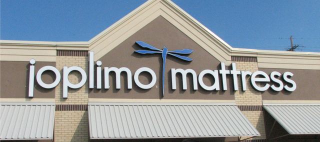 Joplimo Mattress opened earlier this year in Shawnee.