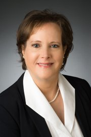 Linda Gallagher, R-Lenexa.