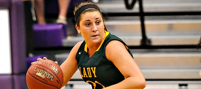The Basehor-Linwood girls basketball team saw its season end with a loss to Piper on Friday evening.