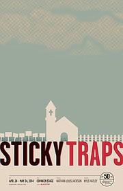 """Sticky Traps"""