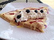 A crepe from Chez Elle, 1713 Summit St. in Kansas City, Mo.