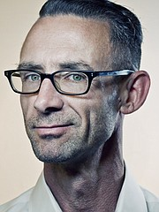Chuck Palahniuk will be at the Uptown Theater at 7:30 p.m. Friday