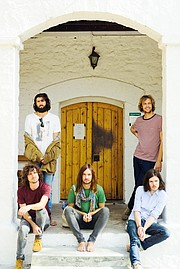 Tame Impala will perform at 8 p.m. May 31 at the Uptown Theater.