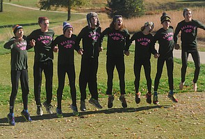 State cross country, 2015