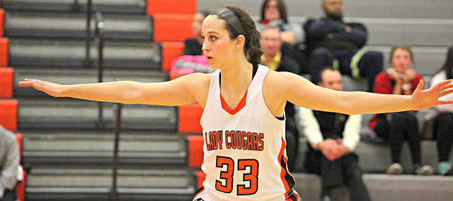 Danielle Rehor and the SM Northwest girls basketball team defeated SM West to open the season on Thursday.