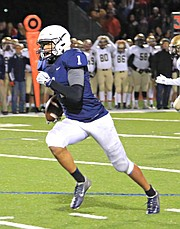 Christian Jegen scored 31 touchdowns for Mill Valley this season.