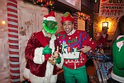 The Ugly Christmas Sweater Day Party will be Friday at Tower Tavern.