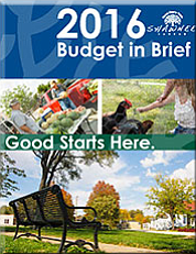 The city's 2016 Budget in Brief summary is available here: http://cityofshawnee.org/Web/ShawneeCMS.nsf/vwNews/94868B52F421EF7486257EAB0075D0BE?OpenDocument